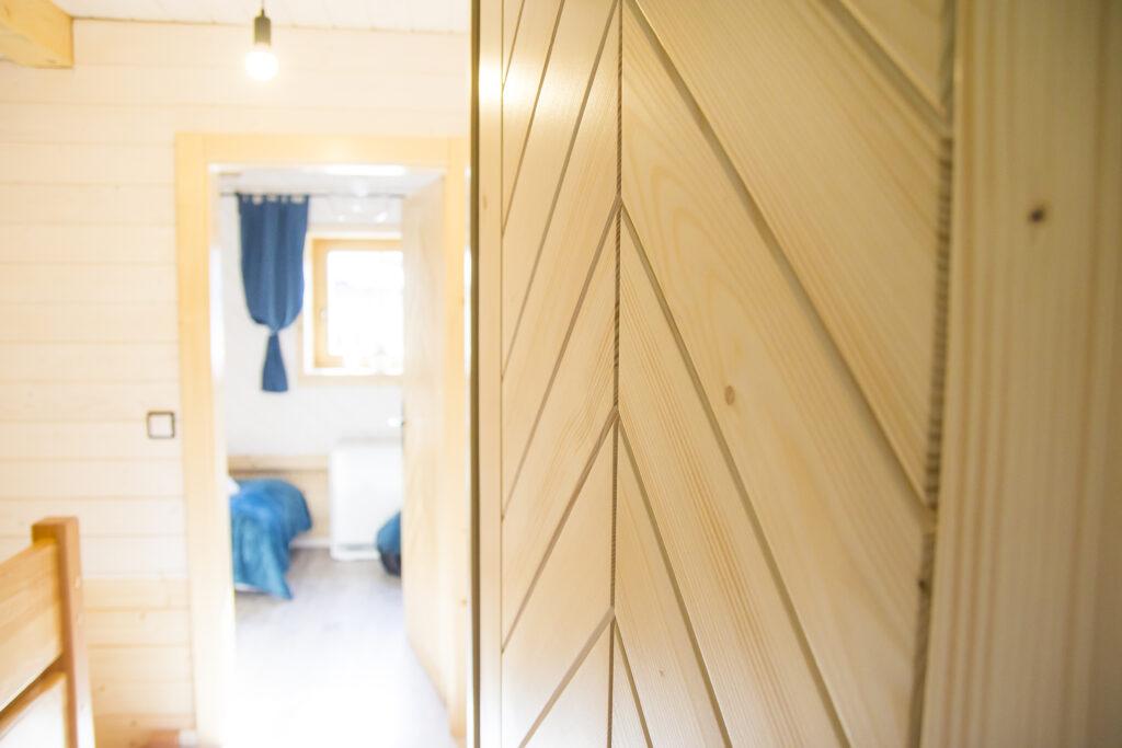 Drzwi do 3 sypialni